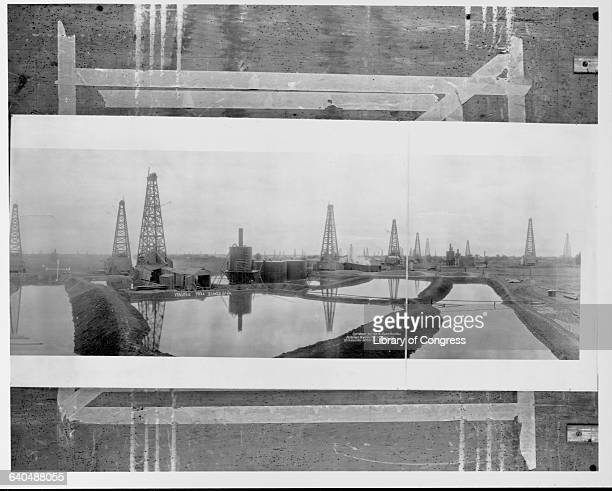 Desdemona Oil Field in Eastland County Texas