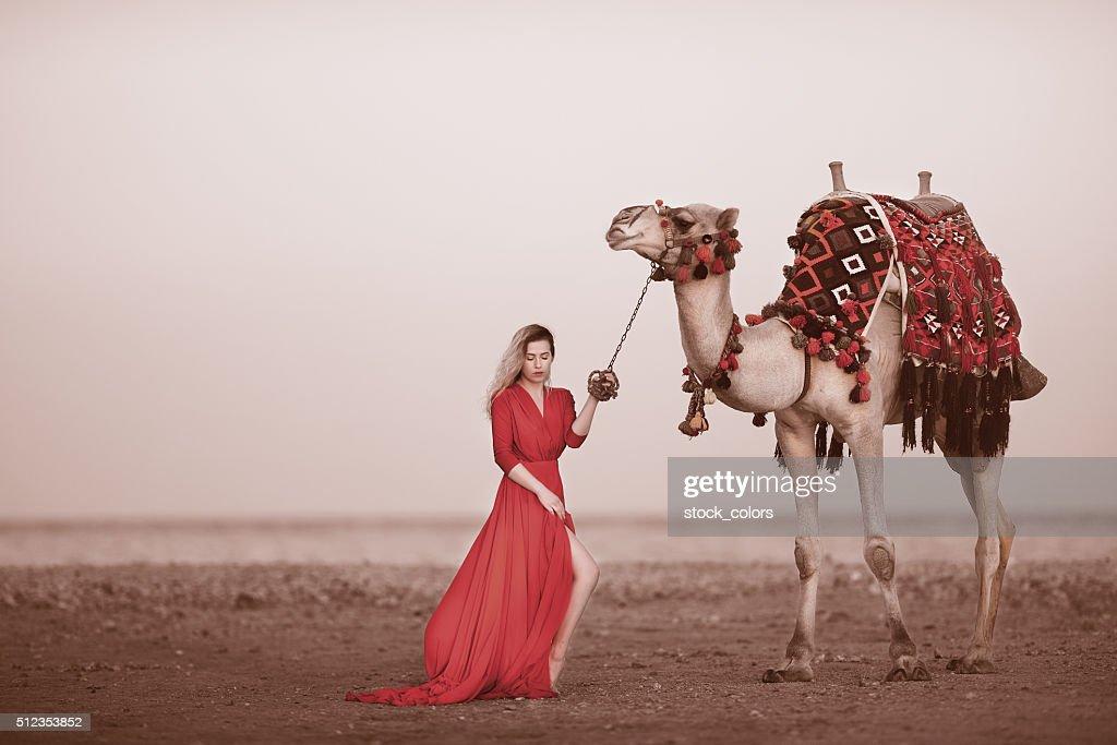 desert beauty : Stock Photo