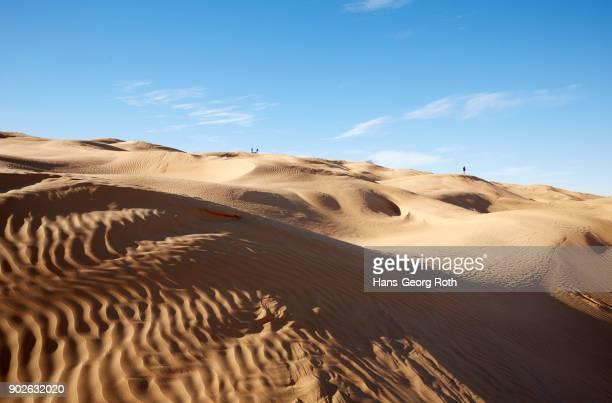 """Desert Camp """"Camp Mars"""", dunes landscape"""