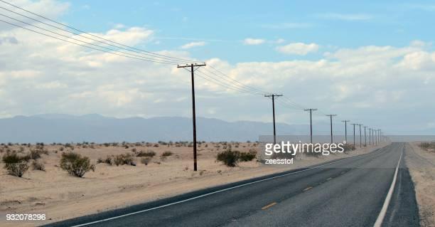 Desert communications
