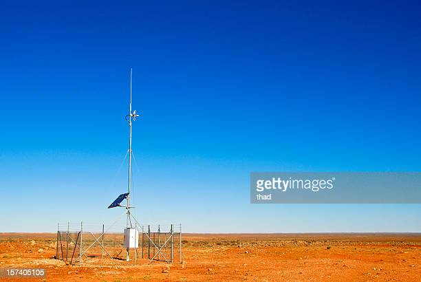 Desert Communications Tower