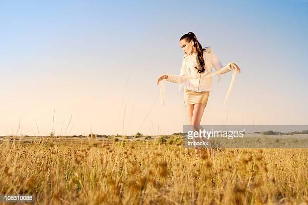 Desert Fashion Beauty