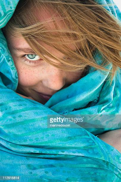 """desert girl - """"martine doucet"""" or martinedoucet stock pictures, royalty-free photos & images"""