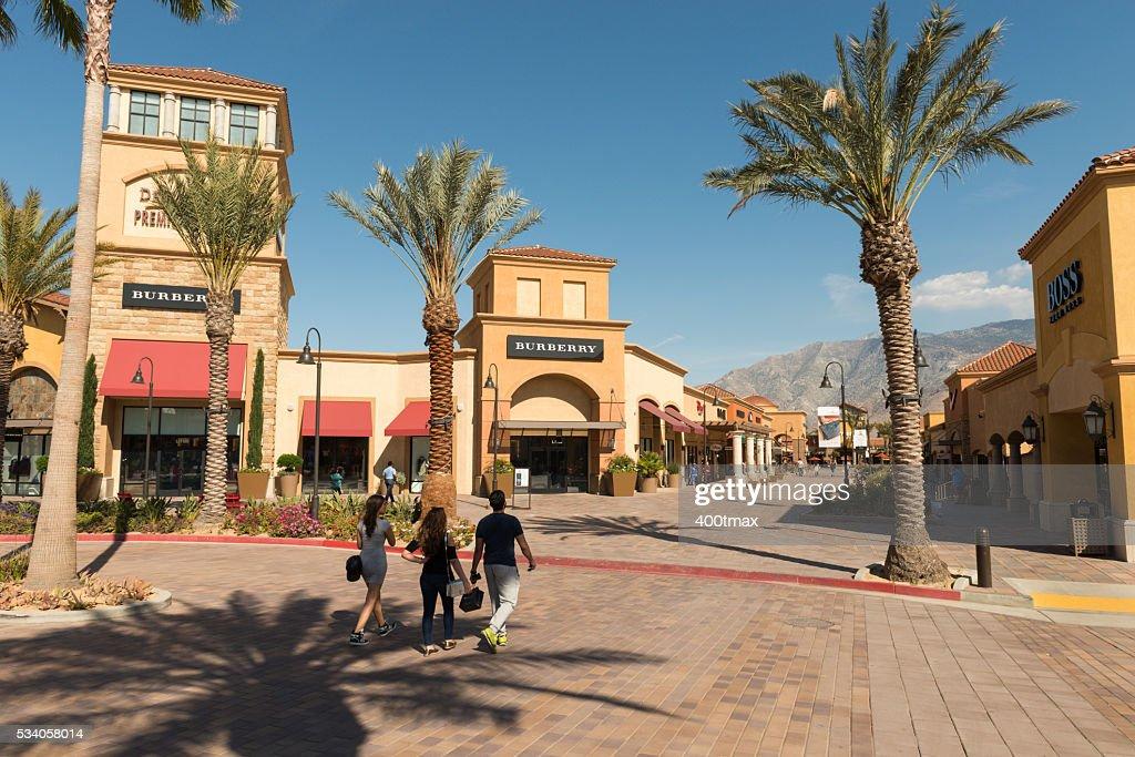 Lojas especiais do Desert Hills : Foto de stock