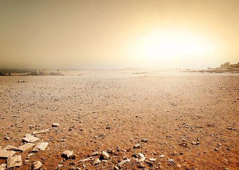 Desert in Egypt 490991108