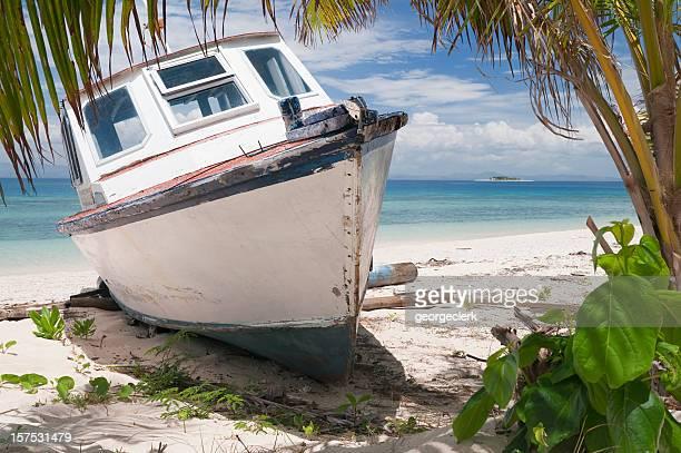 Desert Island Shipwreck