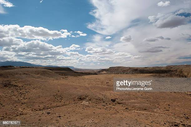 Desert landscape in the Four Corners region of Southwestern USA