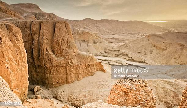 desert landscape - marc mateos fotografías e imágenes de stock