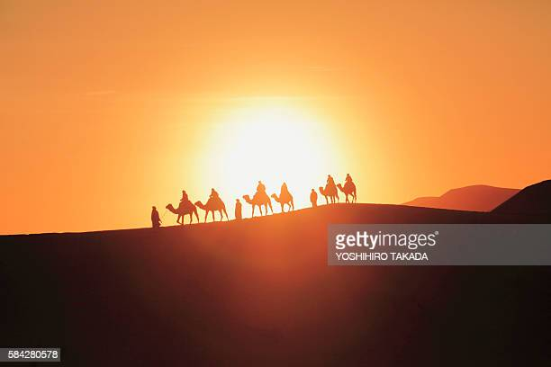 Desert, Merzouga, Morocco