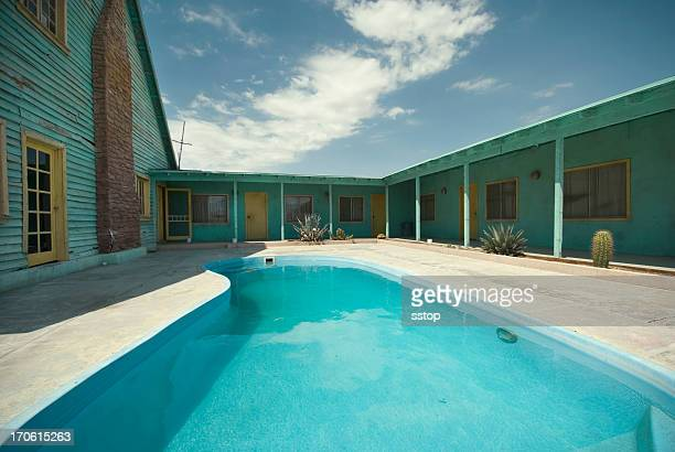 Desert Motel Pool