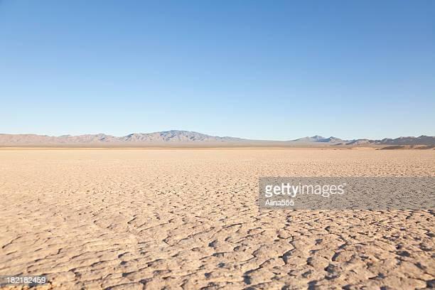砂漠ネヴァダ風景