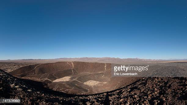 Desert of Amboy Crater