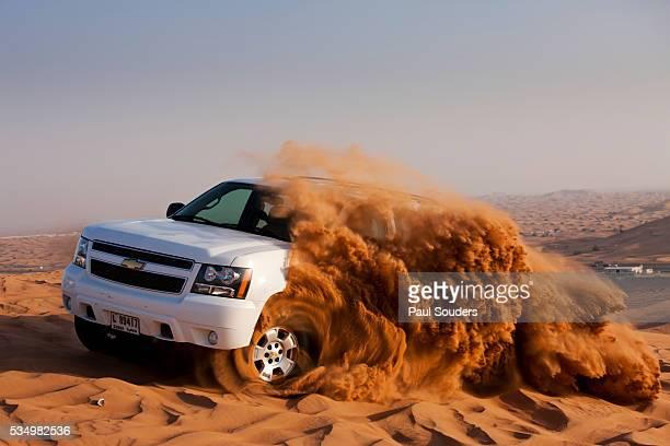 Desert Offroading, Dubai, UAE
