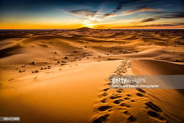 Desert on Morocco