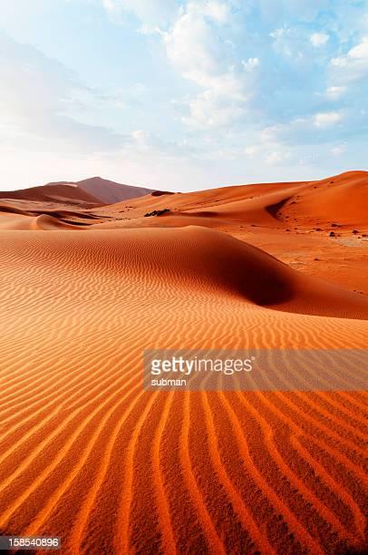 wüstenmuster - namibia stock-fotos und bilder
