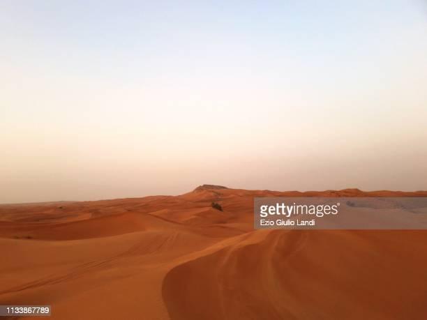 desert - ras al khaimah stock pictures, royalty-free photos & images