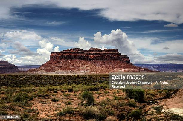 desert - mesa stock-fotos und bilder