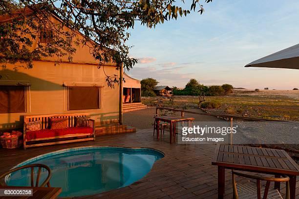 Desert Rhino Camp Palmwag Concession Namibia