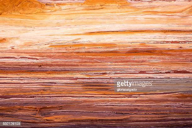 Desert rock formations, Kalbarri, Australia