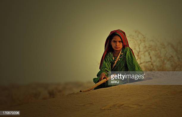 desert rose - punjabi girls images stock photos and pictures