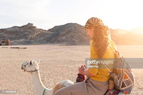 desert safari - nomadic people stock pictures, royalty-free photos & images
