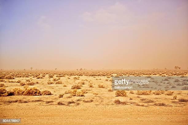 Desert Sand Storm.