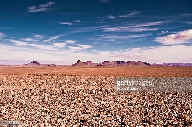Desert scenet, Morocco, North Africa