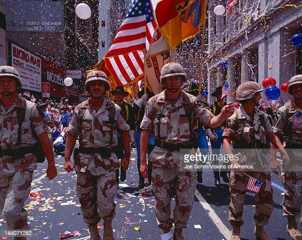 Desert Storm Victory Military Parade, Washington DC