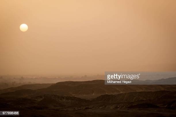 Desert Sunset ,,