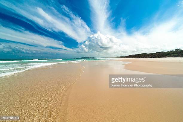 Deserted beach | Noosa | Queensland