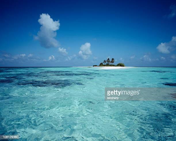 Deserted Island, Maldives