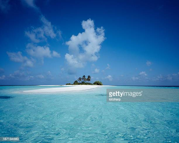Einsames Island, Malediven