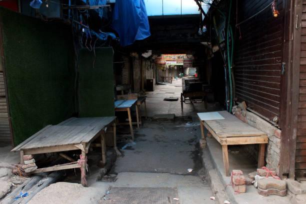 IND: Mandatory Weekly Lockdown Imposed In New Delhi