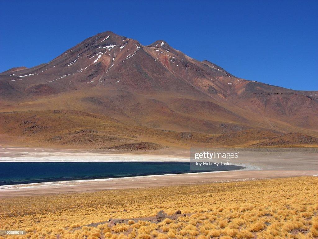 Deserto do Atacama : Foto de stock