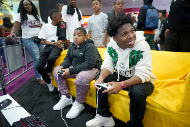 CA: 2019 BET Experience Fan Fest - UNLCKD Gaming  - Day 1