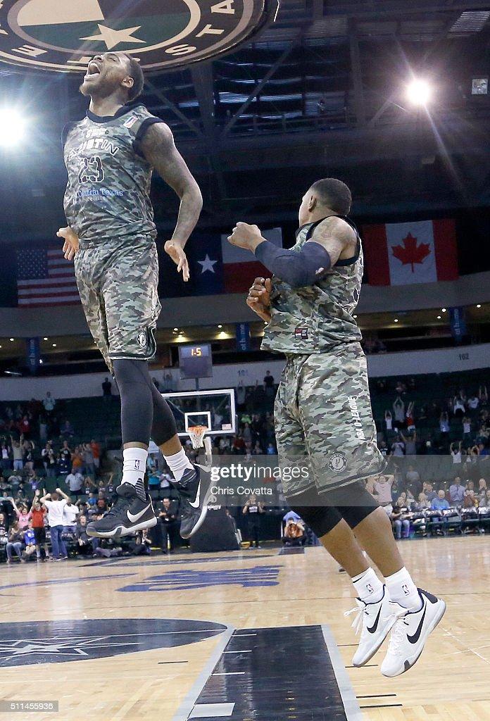 Oklahoma City Blue v Austin Spurs