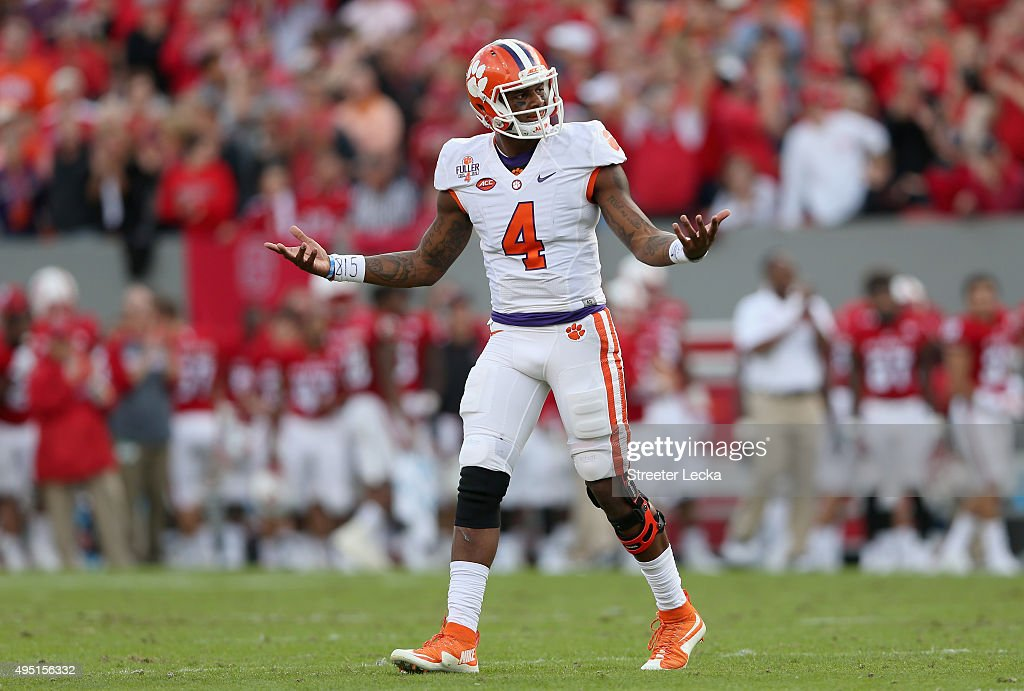 Clemson v North Carolina State