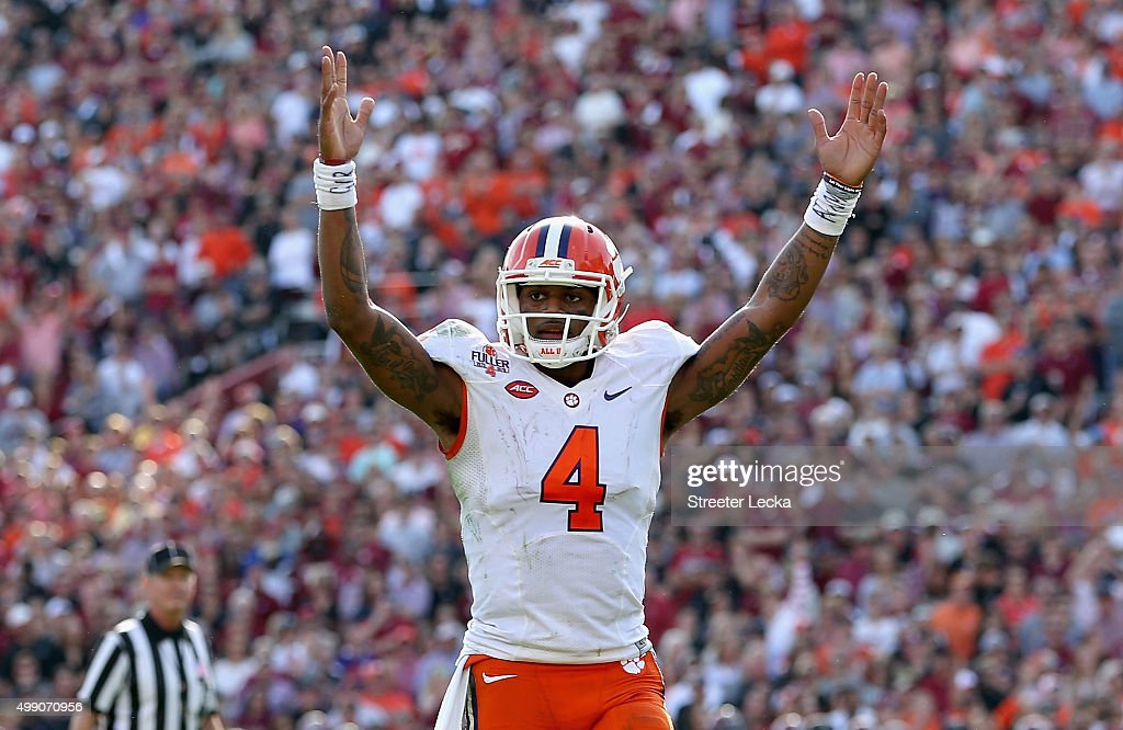 Clemson v South Carolina : News Photo