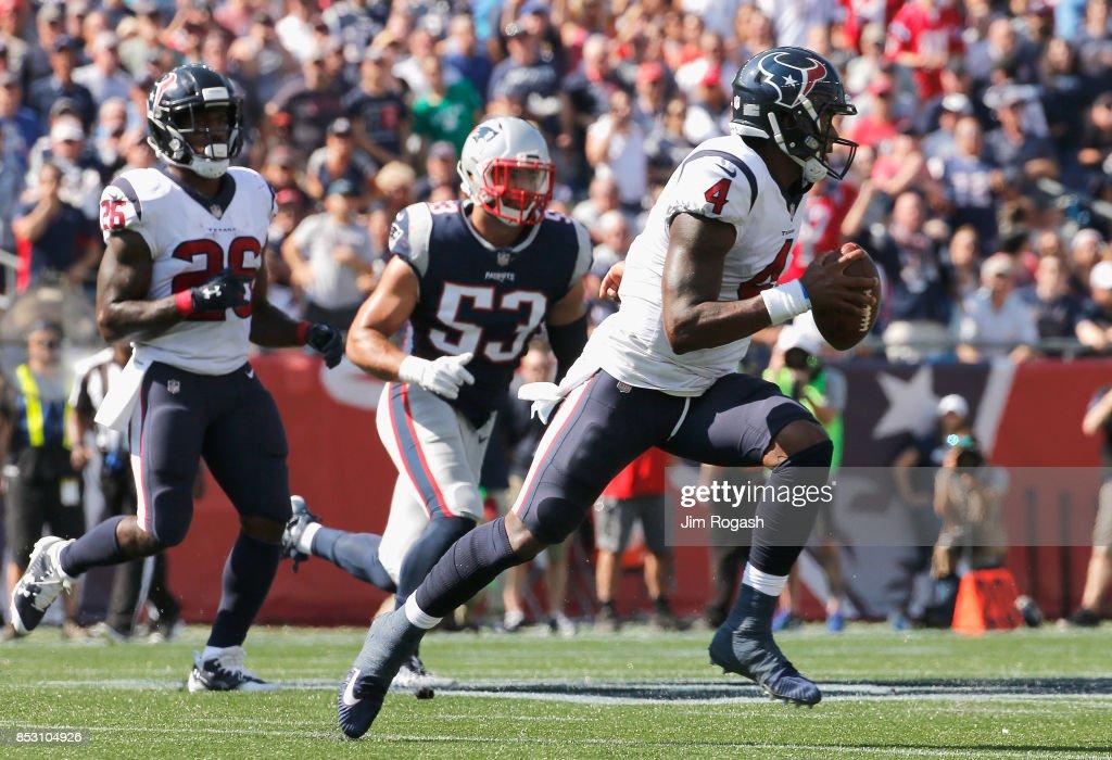 Houston Texans v New England Patriots : News Photo