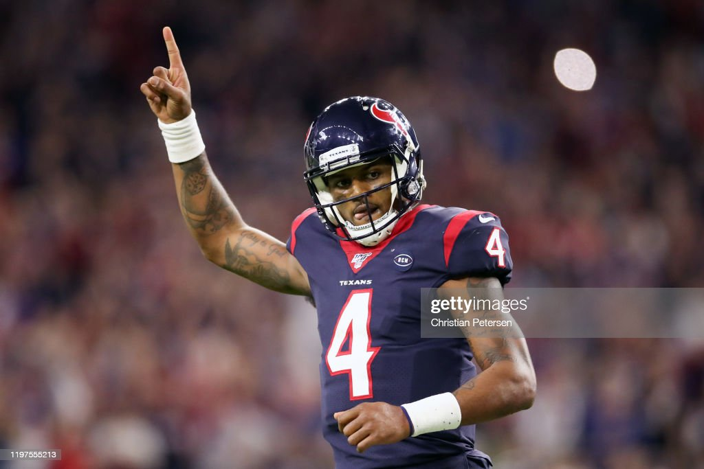 Wild Card Round - Buffalo Bills v Houston Texans : News Photo