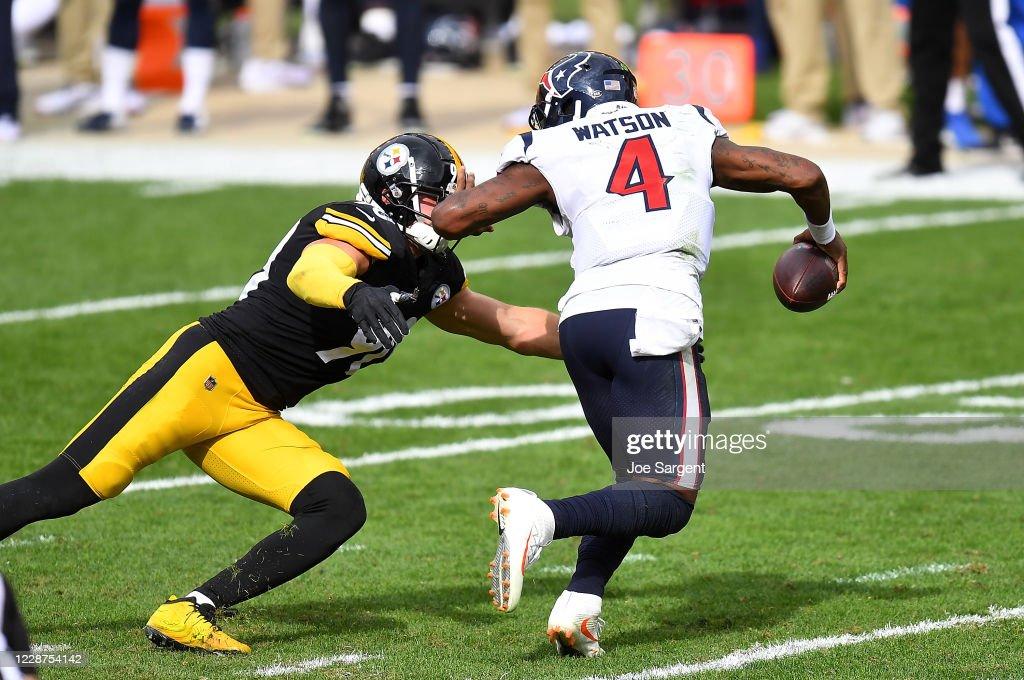 Houston Texans v Pittsburgh Steelers : News Photo