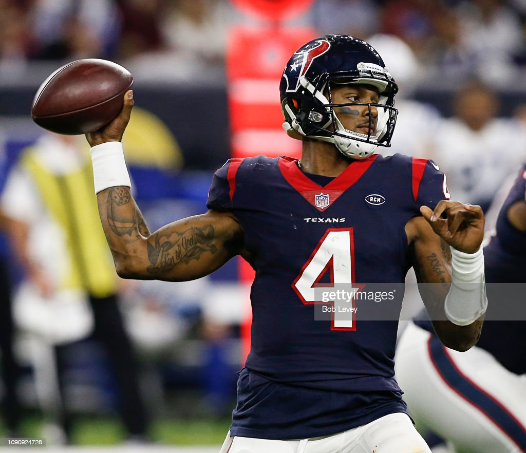Wild Card Round - Houston Texans v Indianapolis Colts : ニュース写真