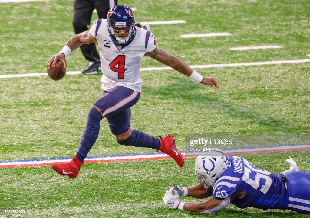 Houston Texans v Indianapolis Colts : News Photo