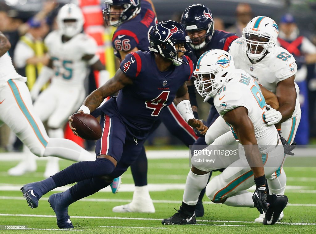 Miami Dolphins v Houston Texans : News Photo