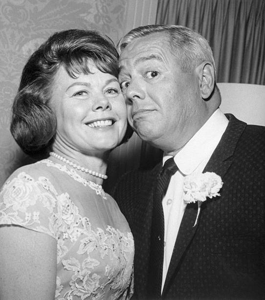 Desi Arnaz With Wife Edith Mack Hirsch Pictures