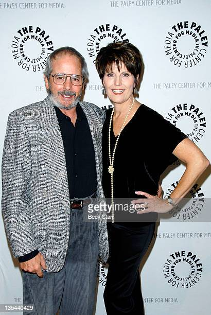 Desi Arnaz Jr and Lucie Arnaz attend The Paley Center for Media presents Tropicana Nights A Salute To The Music Of I Love Lucy at The Paley Center...