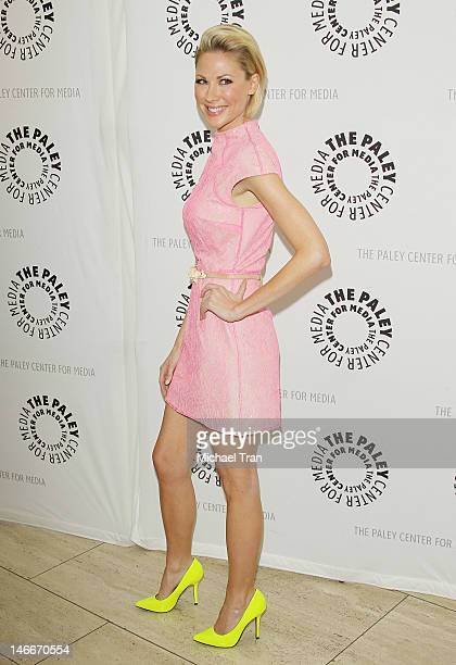 """Desi Lydic arrives at season 2 premiere screening of MTV's comedy series """"Awkward"""" held at The Paley Center for Media on June 21, 2012 in Beverly..."""