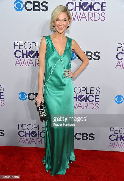 b606d1277d Desi Lydic attends the 39th Annual People s Choice Awards at Nokia Theatre  LA Live on January