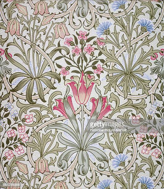 A design by John Henry Dearle produced for Morris and Co the decorative art company of William Morris