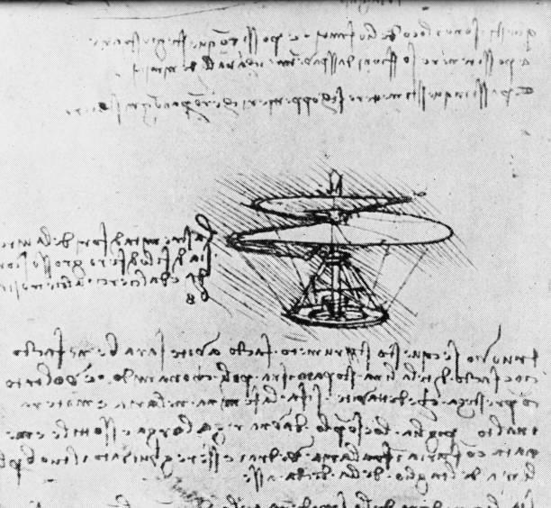 Da Vinci Notebook Wall Art